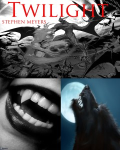 Twilight Flipped Cover
